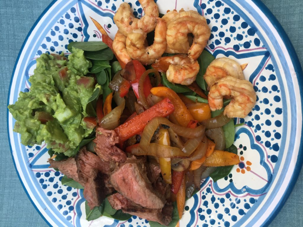 W30 Surf 'n Turf Salad