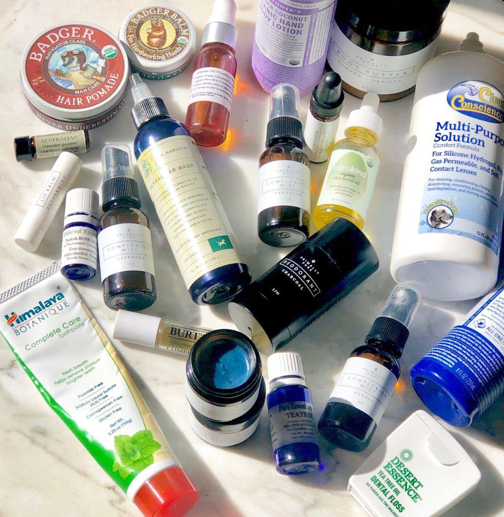 Non Toxic Personal Care Essentials